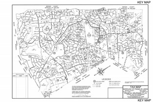franklin lakes nj map Tax Maps Borough Of Franklin Lakes franklin lakes nj map